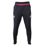 2015-2016 Juventus Adidas Training Pants (Black) - Kids