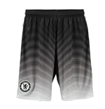 2015-2016 Chelsea Adidas Third Shorts (Black)