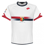 2015-2016 Genoa Lotto Away Football Shirt