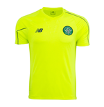2015-2016 Celtic 3rd Training Shirt (Yellow)