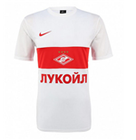2015-2016 Spartak Moscow Away Nike Supporters Shirt