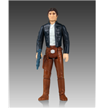 Star Wars Jumbo Vintage Kenner Action Figure Han Solo (Bespin Outfit) 30 cm