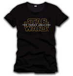 Star Wars Episode VII T-Shirt Logo