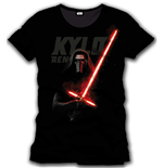 Star Wars Episode VII T-Shirt Kylo Ren Laser