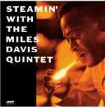 Vynil Miles Davis - Steamin' With The Miles Davis Quintet