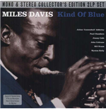 Vynil Miles Davis - Kind Of Blue (180 Gr.) (2 Lp)