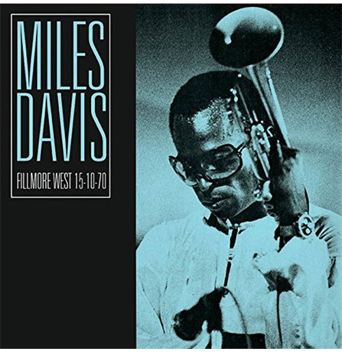 Vynil Miles Davis - Fillmore West 15-10-70 (2 Lp)