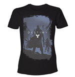 DESTINY Game Cover Men's T-Shirt, Large, Black