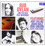 Vynil Bob Dylan / Folk Movement - Bob Dylan And The New Folk Movement (2 Lp)