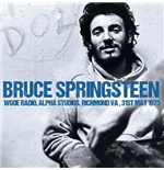 Vynil Bruce Springsteen - Wgoe Radio, Alpha Studios, Richmond Va 31st May 1973