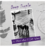 Vynil Deep Purple - The Now What Live Tapes (2 Lp)