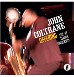Vynil John Coltrane - Offering Live At Temple University (2 Lp)