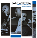 Vynil John Coltrane - Art Blakey's Big Band And Quintet