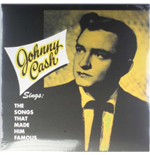 Vynil Johnny Cash - Sings The Songs That Made Him Famous