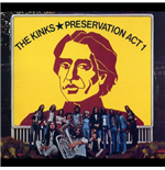 Vynil Kinks (The) - Preservation Act 1
