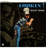 Vynil Zoot Sims - Cookin'