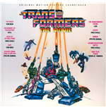 Vynil Transformers The Movie