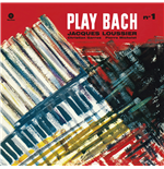 Vynil Jacques Loussier - Play Bach Vol.1
