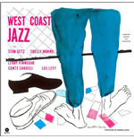 Vynil Stan Getz - West Coast Jazz