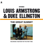 Vynil Louis Armstrong / Duke Ellington - The Great Summit