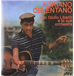 Vynil Adriano Celentano - With Giulio Libano And His Orchestra