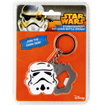 Star Wars Keychain with Bottle Opener Stormtrooper