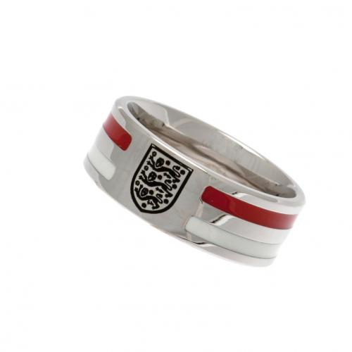 England F.A. Colour Stripe Ring Small