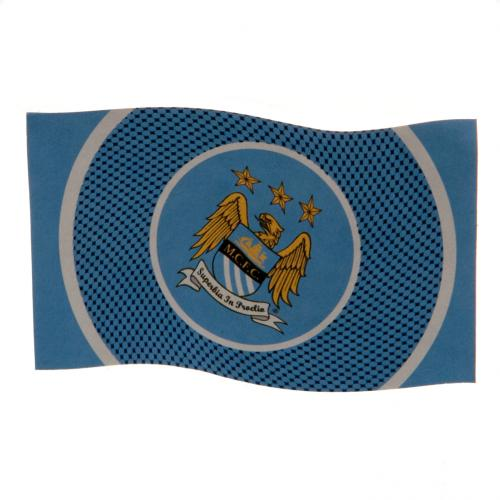 Manchester City F.C. Flag BE