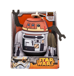Star Wars Plush Figure Chopper 18 cm