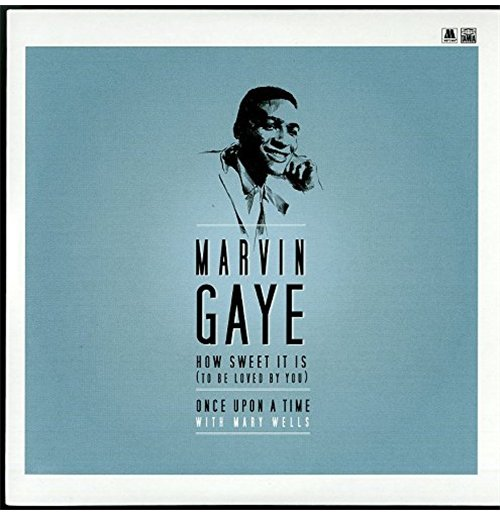 "Vynil Marvin Gaye - How Sweet It Is Rsd (7"")"