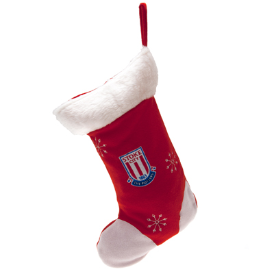 Stoke City F.C. Christmas Stocking