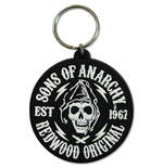 Sons of Anarchy Keychain  - Redwood Original