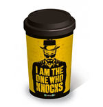 Breaking Bad Travel Mug I Am The One Who Knocks