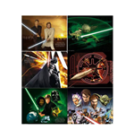 Star Wars 3D Mouse Pad Characters Assortment (12)