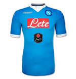 2015-2016 Napoli Kappa Authentic Home Shirt
