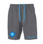 2015-2016 Napoli Kappa Away Shorts (Grey)