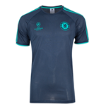 2015-2016 Chelsea Adidas EU Training Tee (Blue)