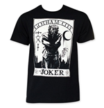 Joker White Card Tee Shirt