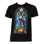 HARLEY QUINN Stained Glass Tee Shirt
