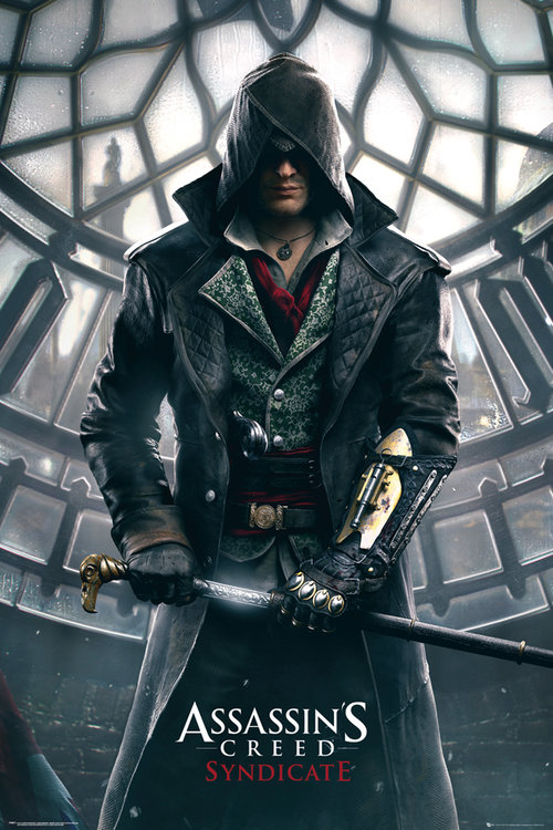 Assassins Creed Syndicate Big Ben Maxi Poster