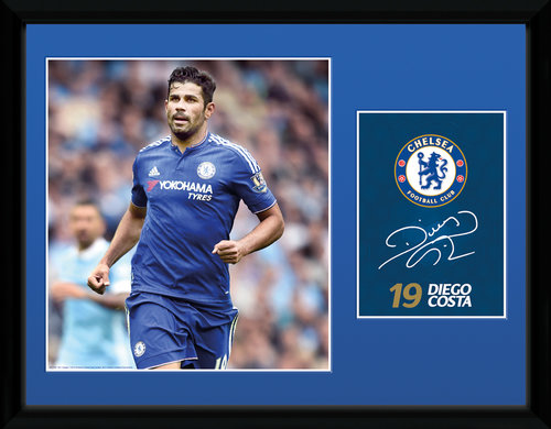 Chelsea Costa 15/16 Framed Collector Print