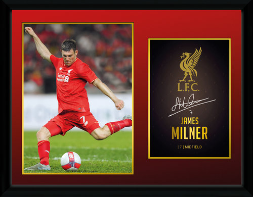 Liverpool Milner 15/16 Framed Collector Print