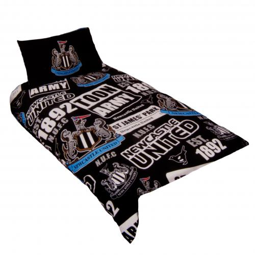 Newcastle UnitedF.C. Duvet Set PT