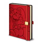 Super Mario Premium Notebook A5 Mario