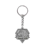 Metal Gear Solid V Metal Key Ring Diamond Dogs