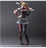 Batman Arkham Knight Play Arts Kai Action Figure Harley Quinn 25 cm