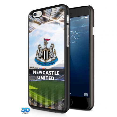 Newcastle United F.C. iPhone 6 Hard Case 3D