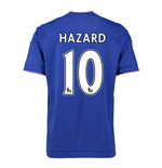 2015-16 Chelsea Home Shirt (Hazard 10)