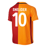 2015-16 Galatasaray Home Shirt (Sneijder 10) - Kids
