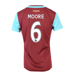 2015-16 West Ham Home Shirt (Moore 6)